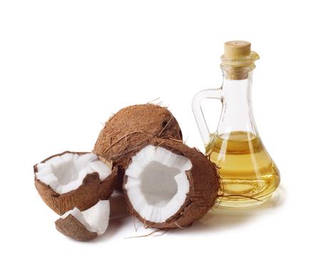 noix de coco: coconut and oil