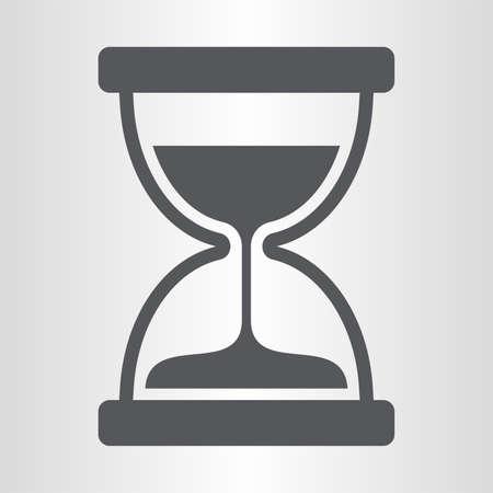 sand timer: Sand timer icon