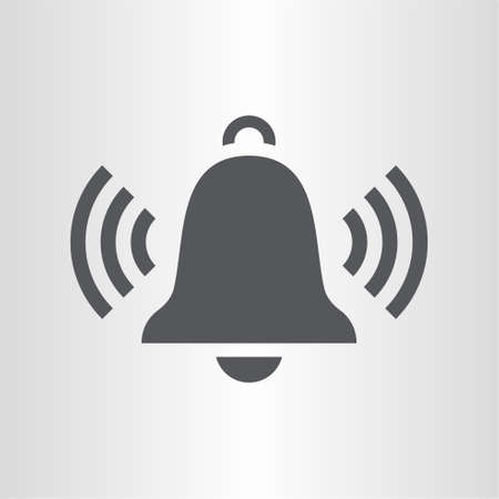 Zumbido icono de campana