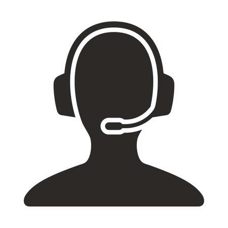 customer support: Customer support service icon