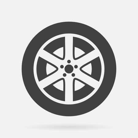 icône Tire