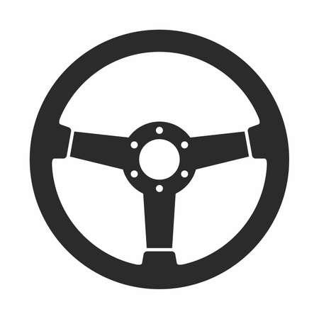 Ikona kierownicy
