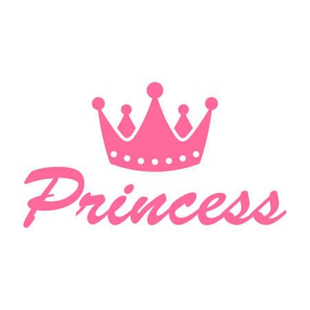 Princess crown icon Çizim