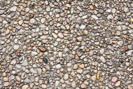 Little stone mosaic pattern