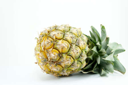 excrete: Pineapple fruit with high fiber. Helps to excrete