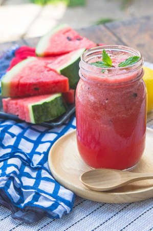 watermelon smoothie refresher tasty of summer, the health benefits of watermelon smoothie