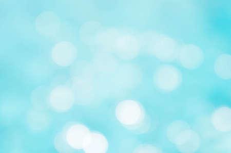 soyut doku mavi ve beyaz renk karışımı ve bokeh aydınlatma arka planı