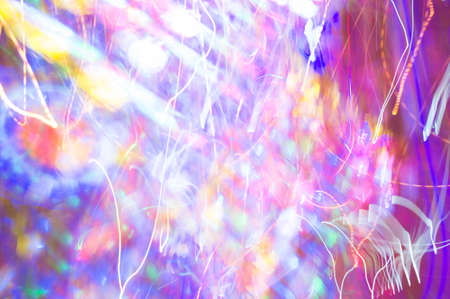 Abstract night light color speed ,color party style Stok Fotoğraf