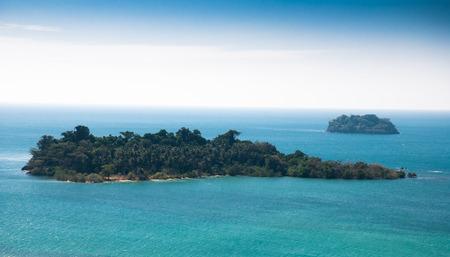 nice island at Koh Chang,Trat Thailand  photo