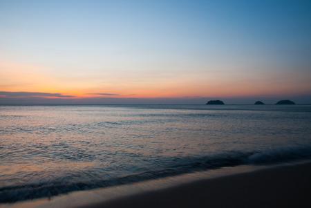 nice beach at Koh Chang,Trat Thailand  photo