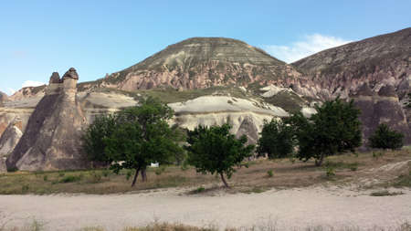 kappadokien: Cappadocia Lizenzfreie Bilder
