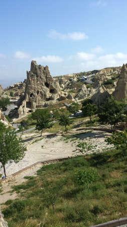 cappadocia: Cappadocia, Turkey Stock Photo