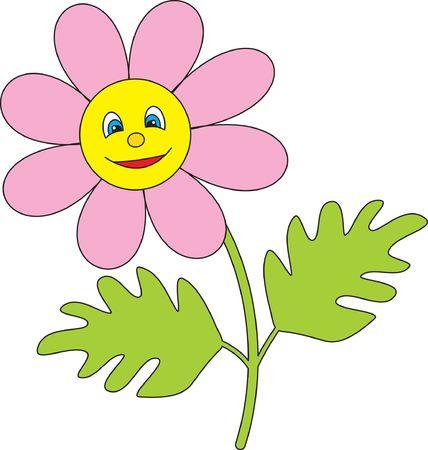 expressing positivity: Flower
