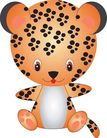 undomesticated cat: Leopard Stock Photo
