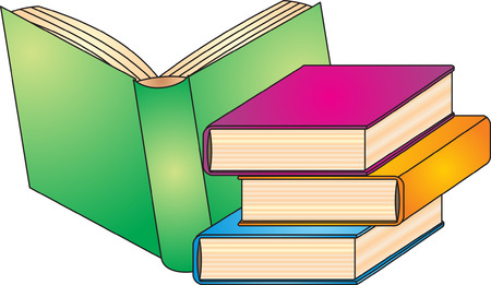 Books vector Vector
