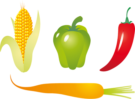 kernel: vegetables