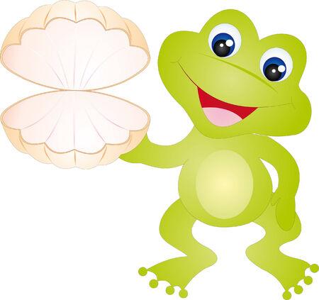 Frog Stock Vector - 6245973