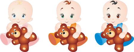 Baby Stock Vector - 6614516