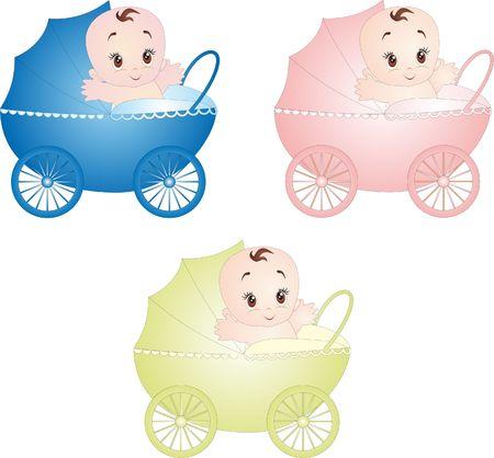 baby clip art: Baby