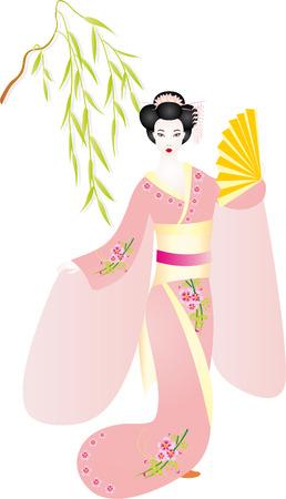 periods: Geisha