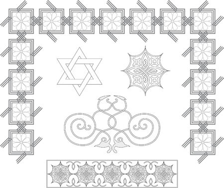 Traditional Pattern Stock Vector - 6986260