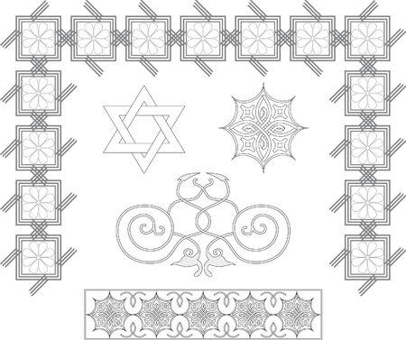 marokko: Traditionele patroon