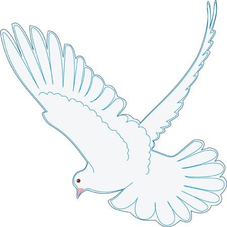 lit image: Bird  Illustration