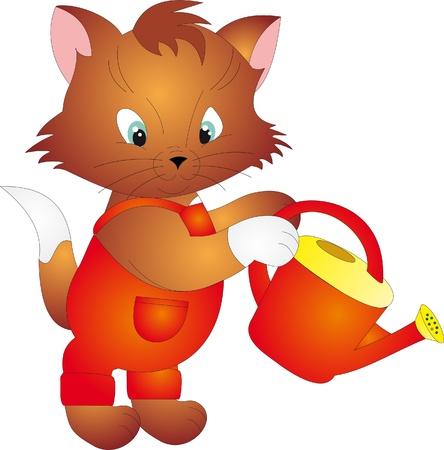 Cat Vektor
