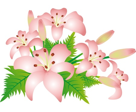 Flower vector Stock Vector - 9287869