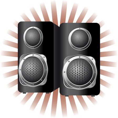 speaker box: Altavoces  altavoz