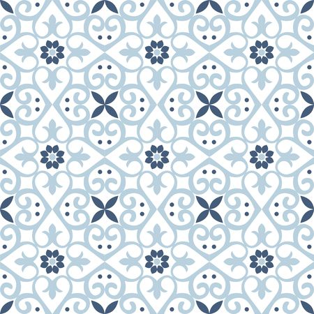 Raster seamless tile pattern. Endless texture can be used for wallpaper, pattern fills, web page background,surface textures. Illustration on white background