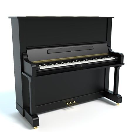 upright piano: Upright Piano