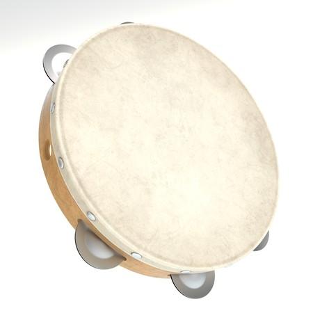 Tambourine Imagens - 74571366