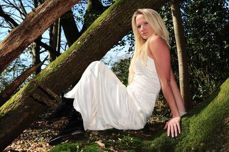 trash the dress: Trash the Wedding Dress