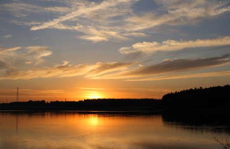 sunset Stock Photo - 1543777