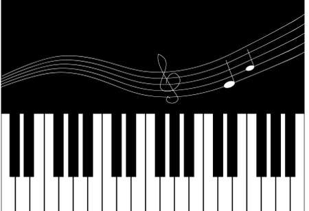 minims: music; musical; clef; sheet; note; quarter; key; vector; curve; symbol; staff; signature; illustration; chord; quavers; crotchets; design; quaver; minims; line; bass; part; element; single; Piano