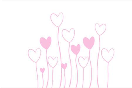 Heart, style, valentine, vector, Stock Vector - 3094064