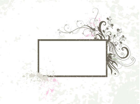 Floral Backgrounds, vector,  illustration Stock Vector - 3234648