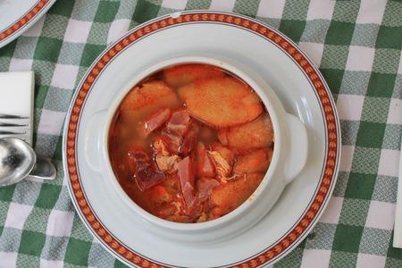 traditional Spanish second dish