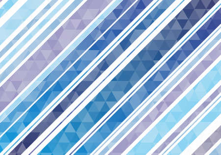 bias: Diagonal lines background Repeat straight stripes with triangles