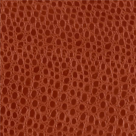 red leather texture: Red leather color texture vector illustration image