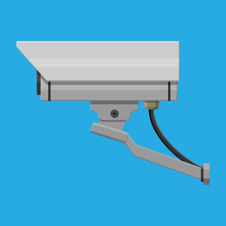 residential: Security camera