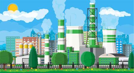 Green eco plant Stock Vector - 115978237