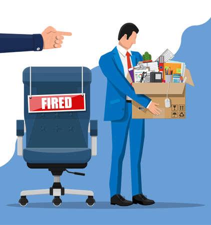 Human resources management concept