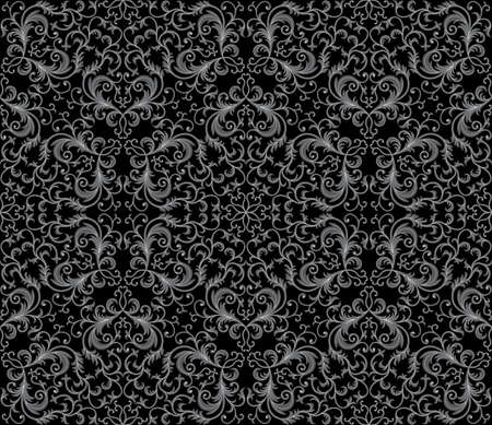 Seamless floral pattern Stock Vector - 8394331