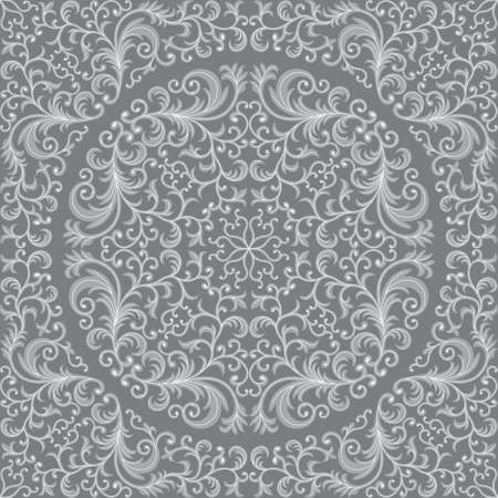 Seamless floral pattern Stock Vector - 9446463