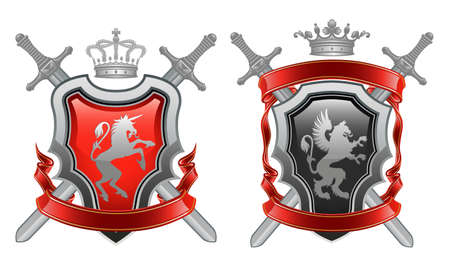 Coat of arms Stock Vector - 11227269