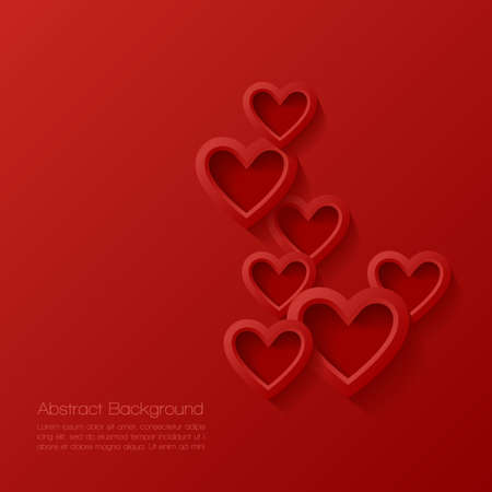love wallpaper: Abstract valentine background