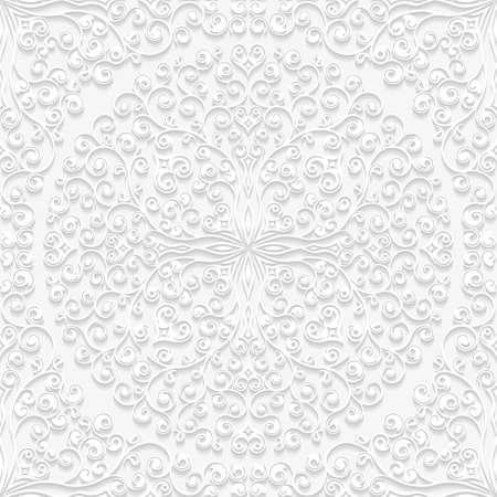 seamless floral: Seamless floral pattern