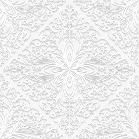 Seamless pattern floreale Archivio Fotografico - 38758913